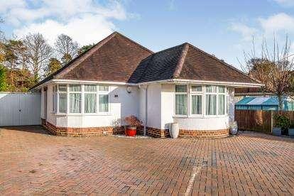3 Bedrooms Bungalow for sale in Ashurst, Southampton, Hants