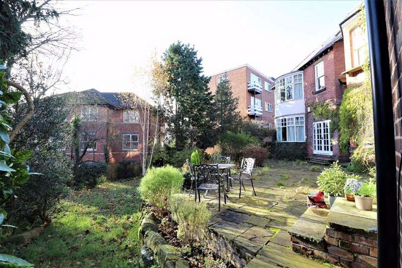 2 Bedrooms Apartment Flat for sale in 8 The Beeches, West Didsbury, Manchester, M20