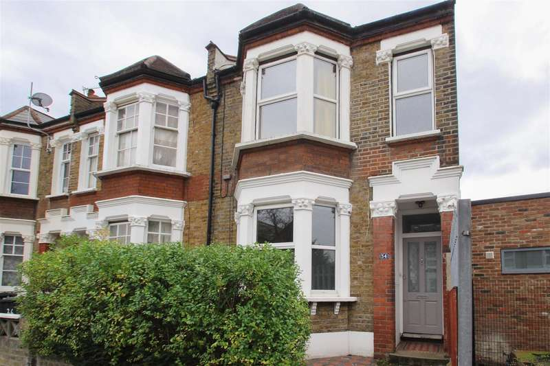 2 Bedrooms Flat for sale in George Lane, London