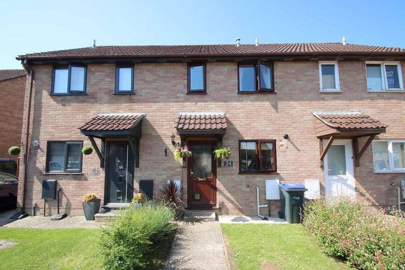2 Bedrooms Terraced House for rent in Indigo Gardens, Westbury, Wiltshire, BA13
