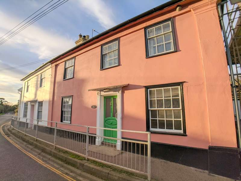 3 Bedrooms Cottage House for sale in The Street, Brockdish