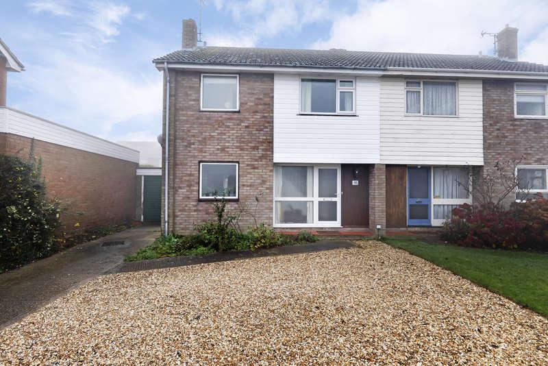 3 Bedrooms Semi Detached House for sale in Swindon Lane, Cheltenham GL50 4NS