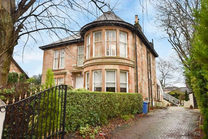 5 Bedrooms Flat for sale in Netherby Drive, Pollokshields