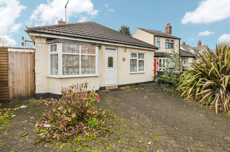 3 Bedrooms Detached Bungalow for sale in Church Road, Great Barr