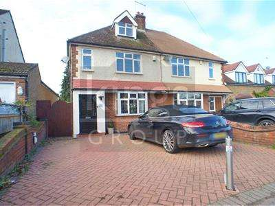 3 Bedrooms Semi Detached House for sale in Pecks Hill, Nazeing, Waltham Abbey