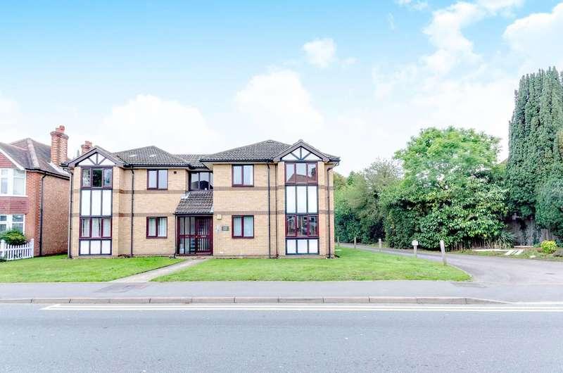 1 Bedroom Flat for rent in Grange Road, Stoughton, GU2