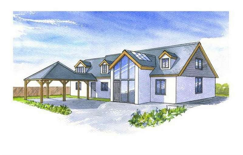 4 Bedrooms Detached House for sale in Appletree Lane, Carlyon Bay, ST AUSTELL, Cornwall
