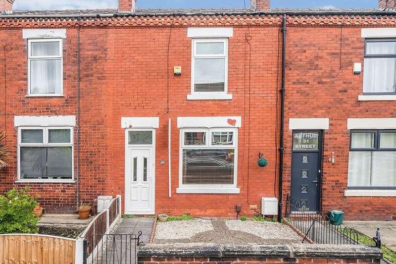 2 Bedrooms Property for rent in Arthur Street, Swinton, Manchester, M27