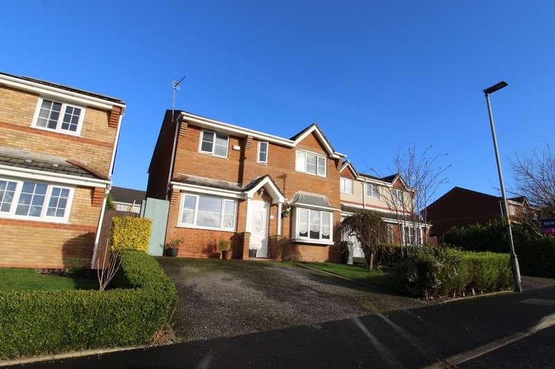 4 Bedrooms Detached House for sale in Milking Lane, Darwen, Lancashire, BB3