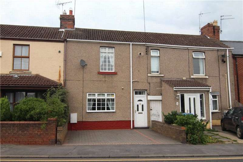 2 Bedrooms Terraced House for rent in Low Willington, Willington, Co Durham, DL15
