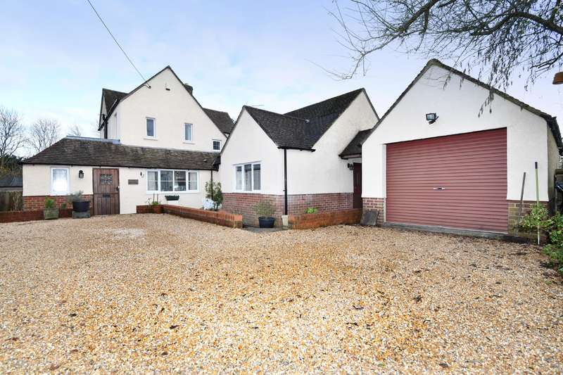4 Bedrooms Detached House for sale in Park View, Stratton, Cirencester, Gloucestershire