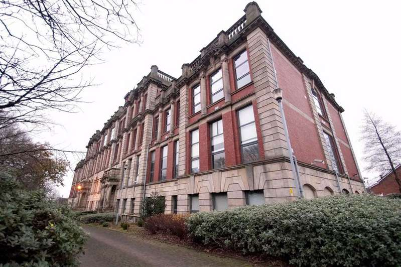 2 Bedrooms Flat for rent in Old School Lofts, Whingate, LS12