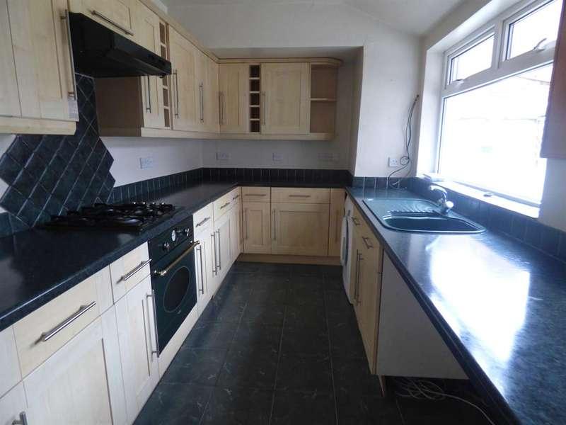 2 Bedrooms Terraced House for rent in Alexander Street, Carlisle, CA1 2LJ