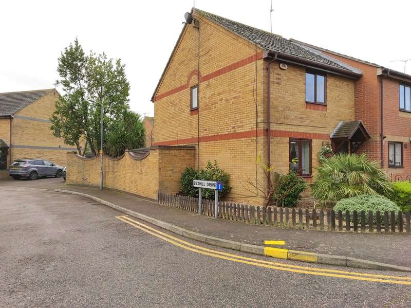 3 Bedrooms End Of Terrace House for sale in Argent Street, Grays, Essex, RM17