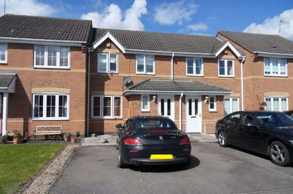 2 Bedrooms Terraced House for rent in Colts Close, Burbage