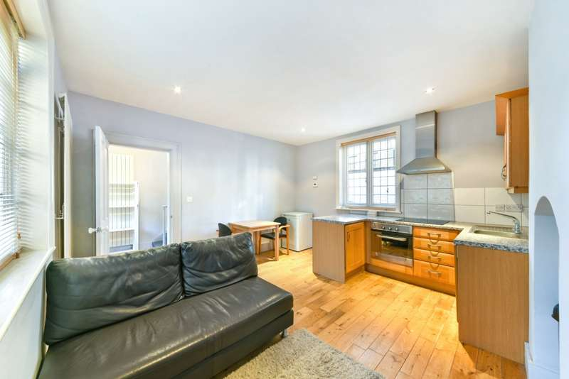 1 Bedroom Terraced House for rent in St Georges Cottages, Glasshill Street, Southwark SE1