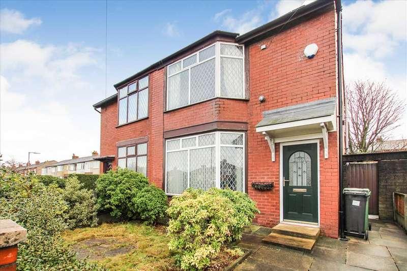 2 Bedrooms Semi Detached House for sale in Vigo Avenue, Bolton
