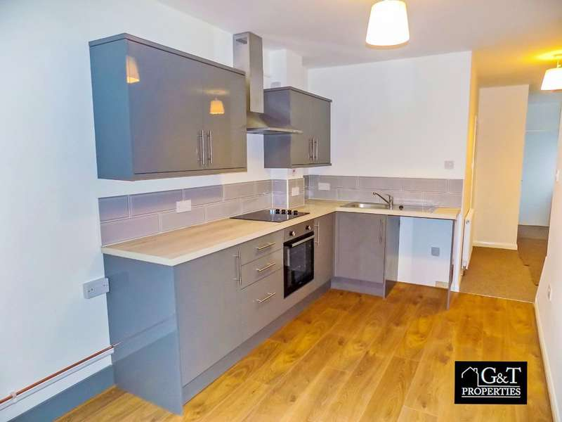 2 Bedrooms Apartment Flat for rent in Tower View, John Street, Brierley Hill