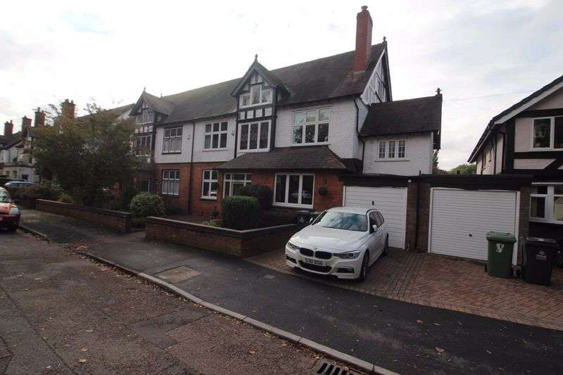 5 Bedrooms Property for sale in Buchanan Road, Walsall