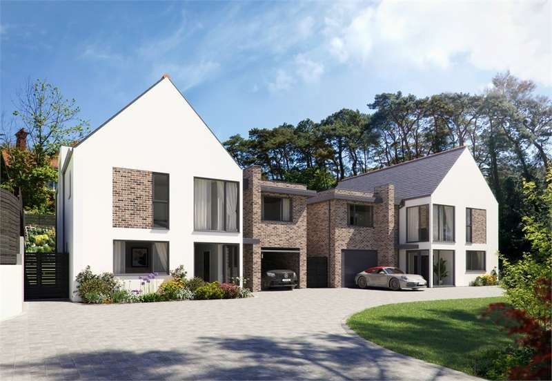4 Bedrooms Detached House for sale in 'Raven' Munster Road, Lower Parkstone, Poole, Dorset