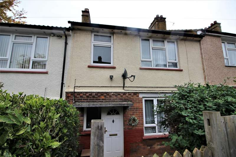 3 Bedrooms Terraced House for sale in Corncastle Road, Luton