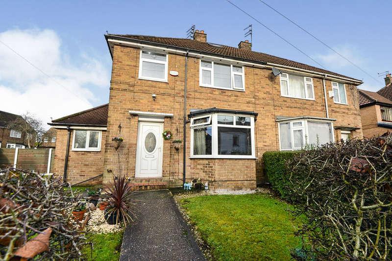 3 Bedrooms Semi Detached House for sale in Ellesmere Street, Swinton, M27