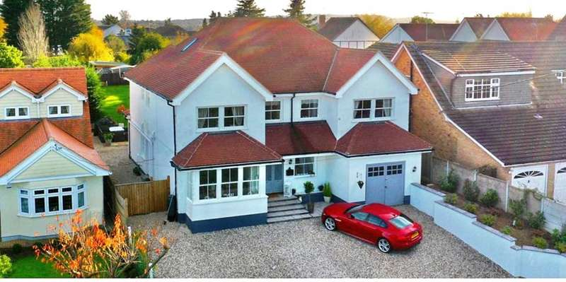 5 Bedrooms Detached House for sale in Church Street, Billericay