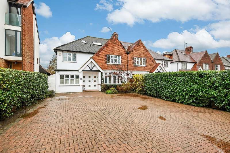 6 Bedrooms House for sale in Hartington Road, Chiswick, W4