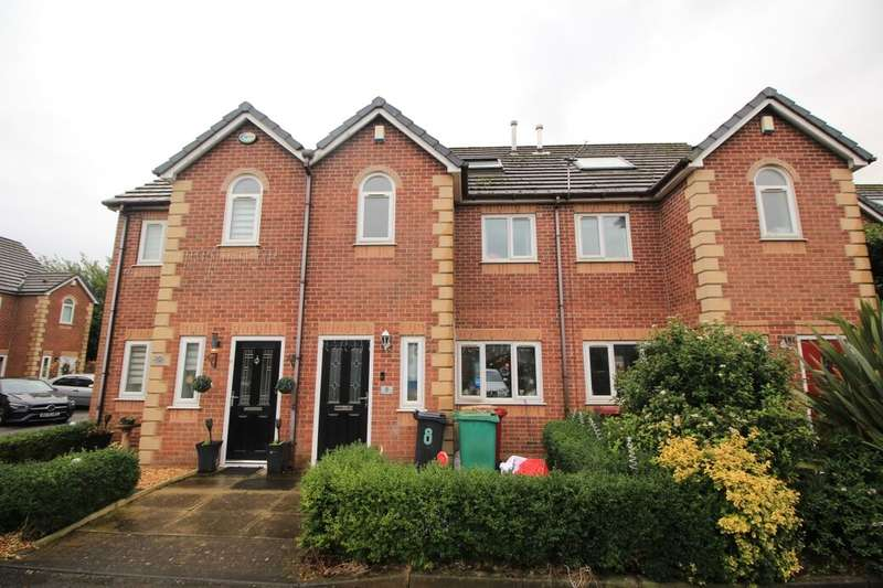 3 Bedrooms Property for sale in Chelsea Close, Westhoughton, Bolton, BL5