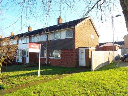 3 Bedrooms End Of Terrace House for sale in Butely Road, Luton, Bedfordshire
