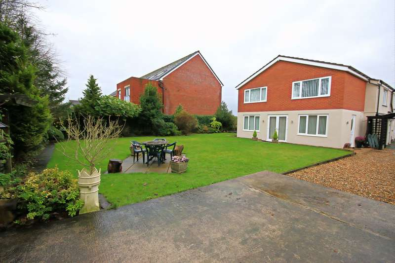 2 Bedrooms Semi Detached House for sale in Reservoir Street, Aspull, Wigan, WN2 1QN