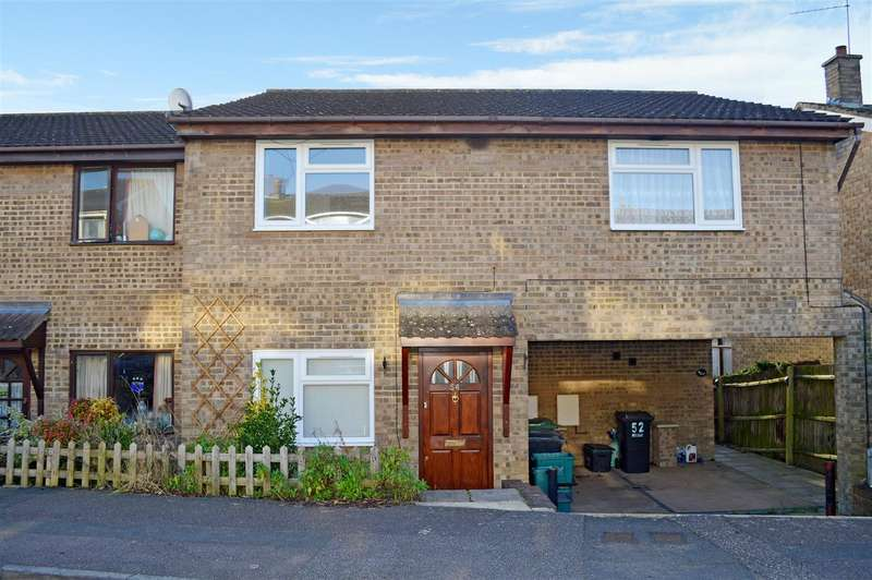 2 Bedrooms Terraced House for sale in Salisbury Road, Harpenden