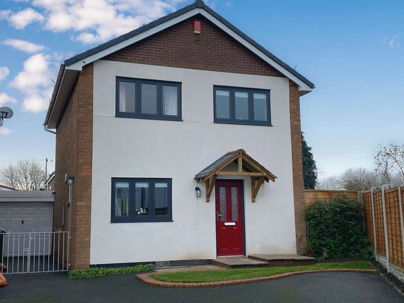 3 Bedrooms Property for rent in Leaford Way, Kingswinford