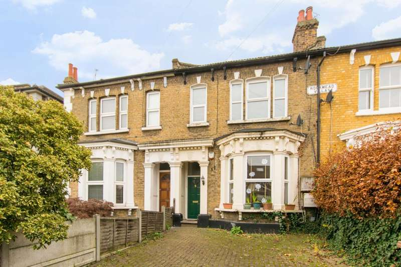 2 Bedrooms Flat for sale in Woodriffe Road, Leytonstone, E11