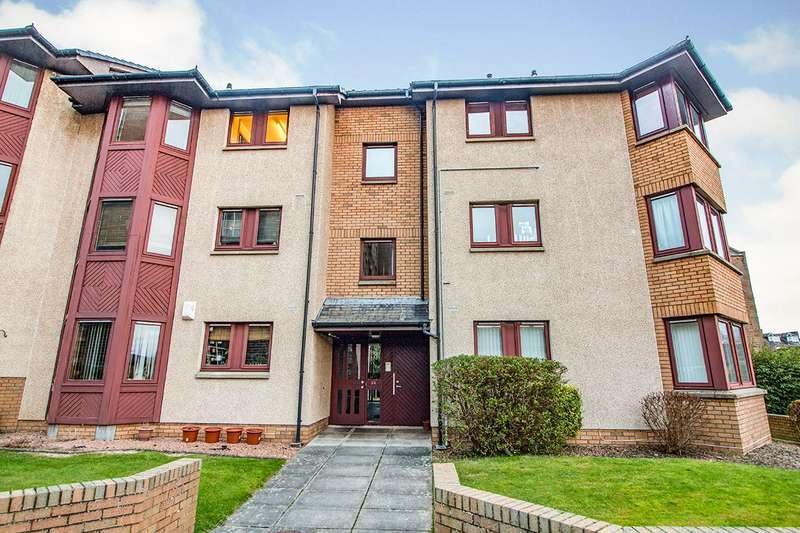 2 Bedrooms Apartment Flat for sale in Taylors Lane, Dundee, Angus, DD2