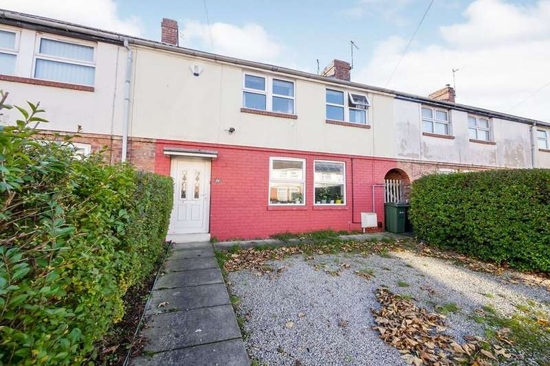 4 Bedrooms Terraced House for rent in Constantine Avenue, York, YO10