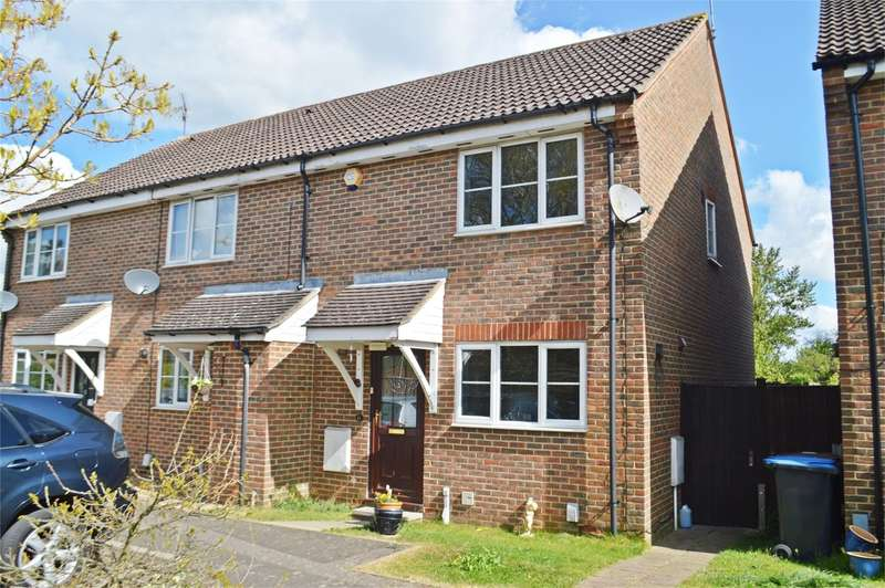 3 Bedrooms End Of Terrace House for rent in Salmon Close, Welwyn Garden City, AL7