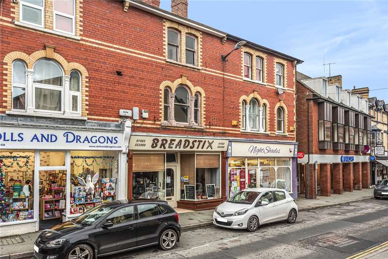 Commercial Property for sale in 3 High St, Builth Wells, Powys, Wales, LD2 3DN