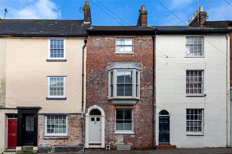 3 Bedrooms Terraced House for sale in Mount Pleasant, Lewes, East Sussex, BN7