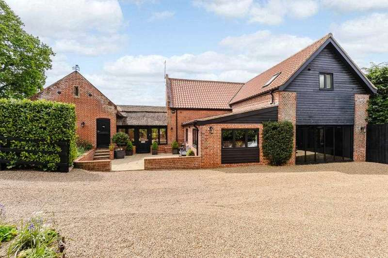 5 Bedrooms Detached House for sale in Lower Street, Salhouse, Norfolk