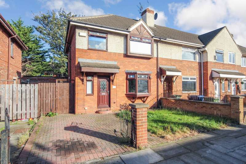 3 Bedrooms Terraced House for sale in Arundal Road, Middlesborough, TS6 7QZ