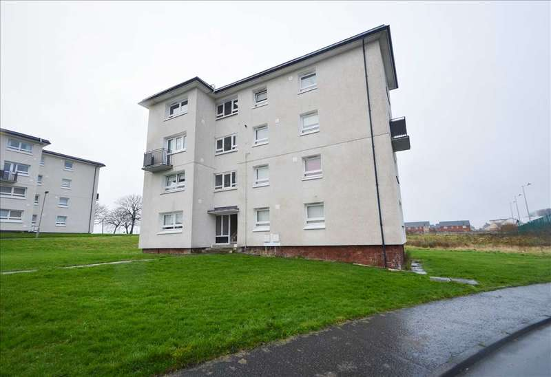 2 Bedrooms Apartment Flat for sale in Shieldaig Drive, Rutherglen