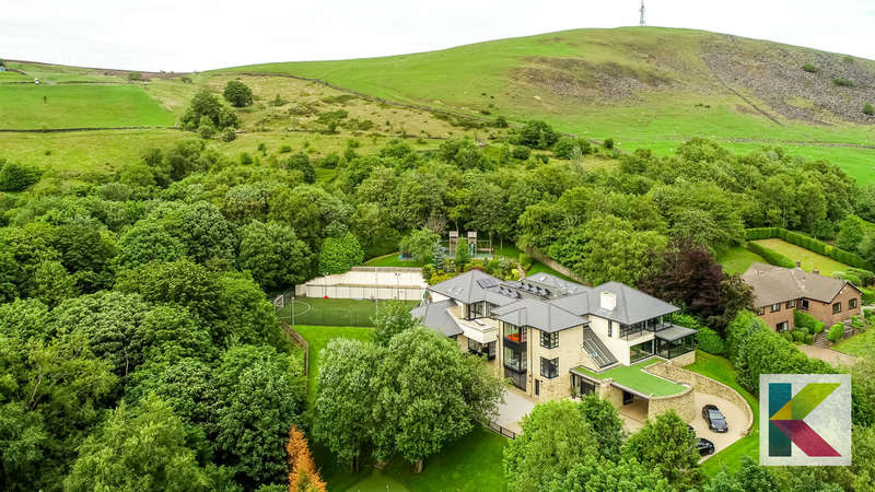 7 Bedrooms Detached House for sale in Parklands, Grasscroft, Saddleworth