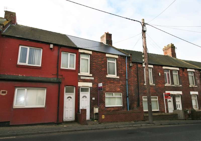 3 Bedrooms Terraced House for rent in Hedworth Terrace, Shiney Row