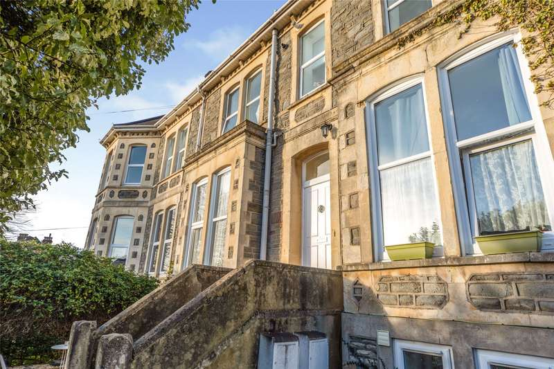 1 Bedroom Flat for sale in Cromwell Road, St. Andrews, Bristol, BS6