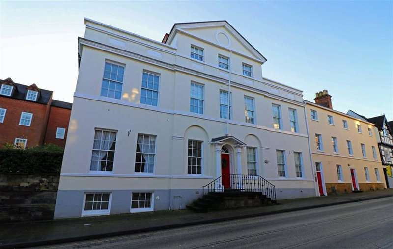 2 Bedrooms Penthouse Flat for rent in Neville Court, Warwick, CV34