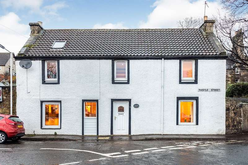 4 Bedrooms End Of Terrace House for sale in Thistle Street, Burntisland, Fife, KY3