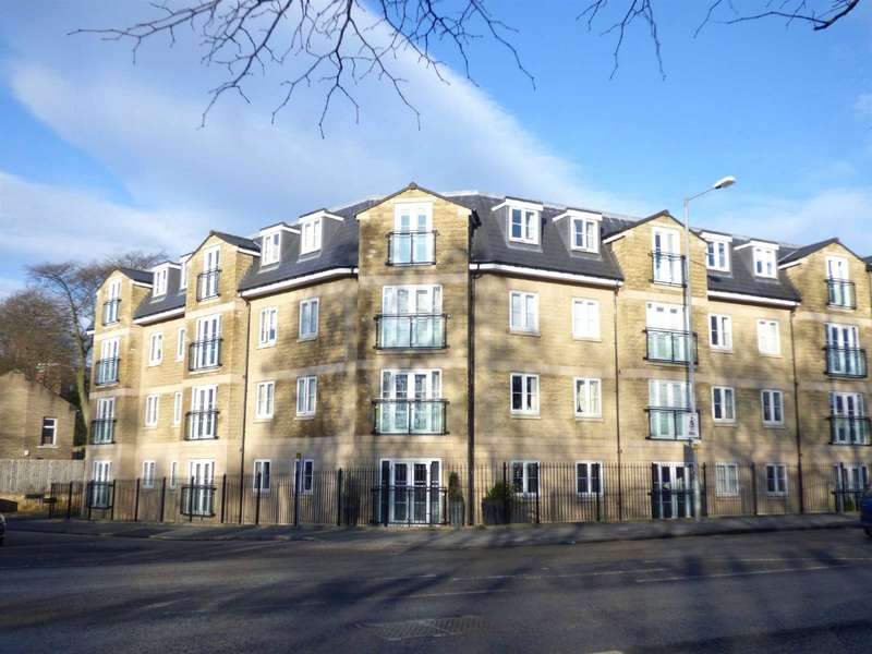 2 Bedrooms Apartment Flat for rent in The Hub, Caygill Terrace, Halifax, West Yorkshire, HX1