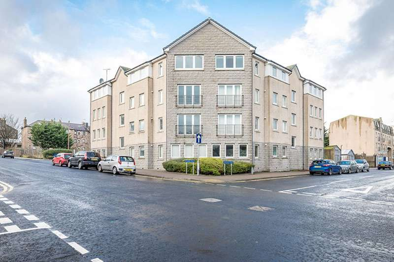 2 Bedrooms Flat for sale in Pittodrie Place, Aberdeen, AB24 5QR