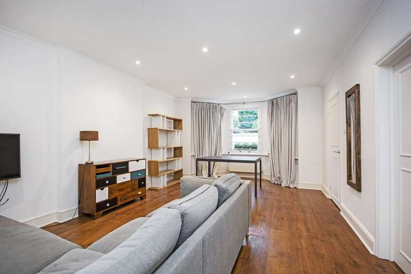 2 Bedrooms Flat for sale in Abbey Road, St John's Wood, NW8